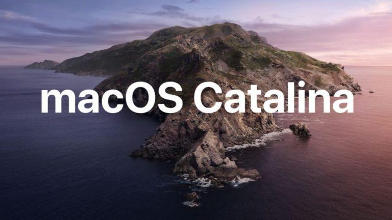 macOS Catalina Automated Selenium Testing